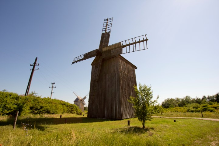 WINDMILL FROM GRZMUCIN