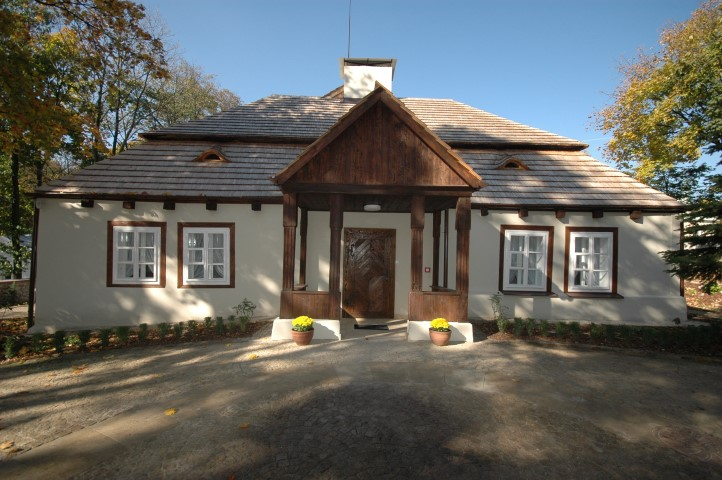 Laszczyk's manor in Kielce
