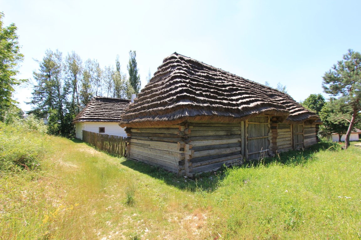 HOMESTEAD FROM GĘSICE