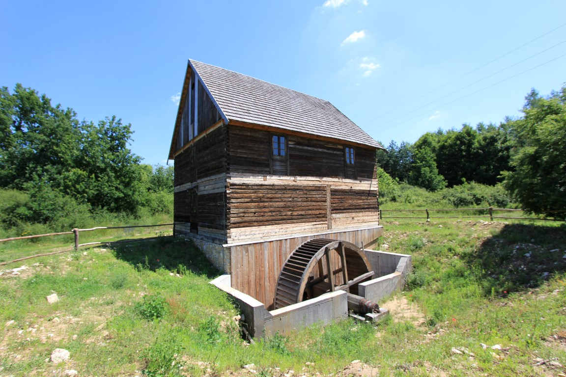 WATERMILL FROM PIASEK